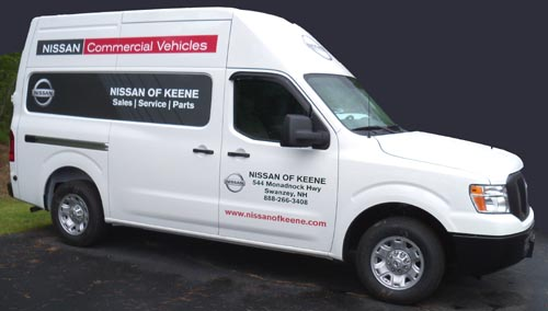 Nissan Commercial Vehicles- in stock for immediate delivery at ...