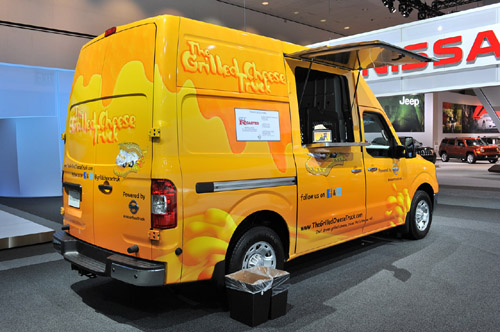 Food Trucks Vt